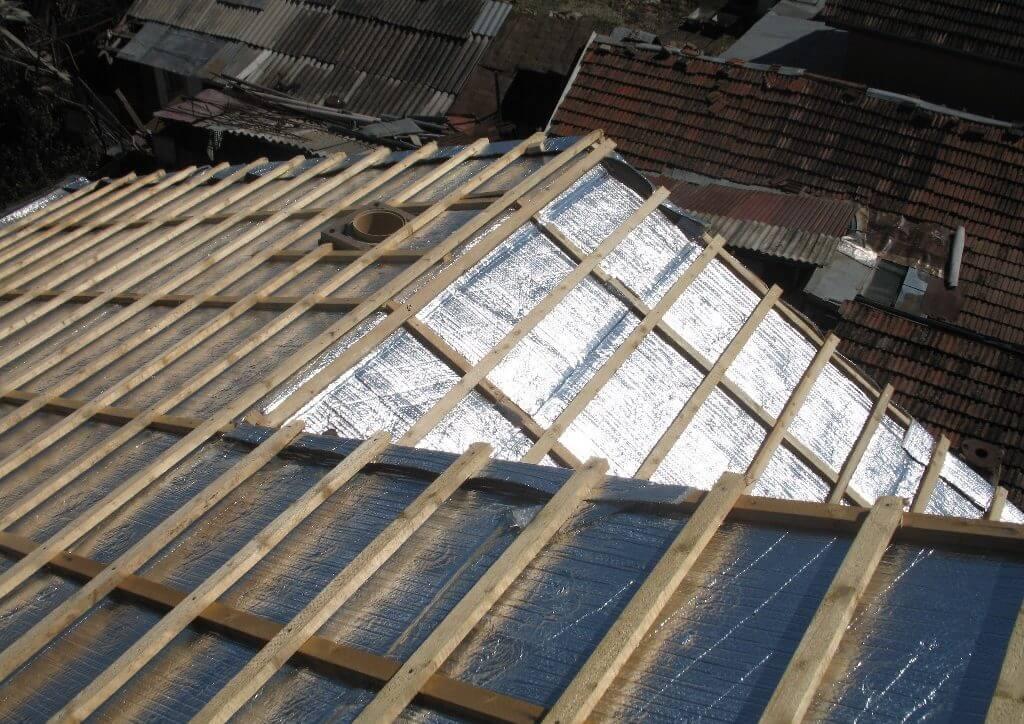 termoizolatie acoperis exterior