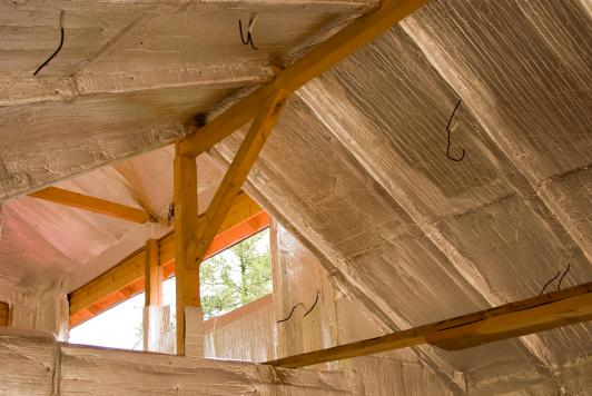 izolare constructii din lemn